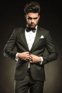 Party Hairstyles For Stylish Men