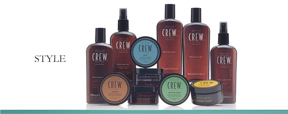 Mens Hair Care & Styling Products at Top Barbers in Sorrento Quay