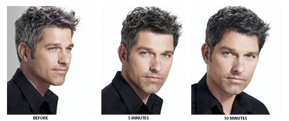 cover grey hair, hair colour for men, barber shop, joondalup