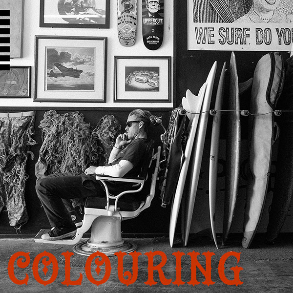 Men's Hair Colouring  at Barbershop by ZIGZAG, The Top Barbershop in Sorrento Quay in Hillarys