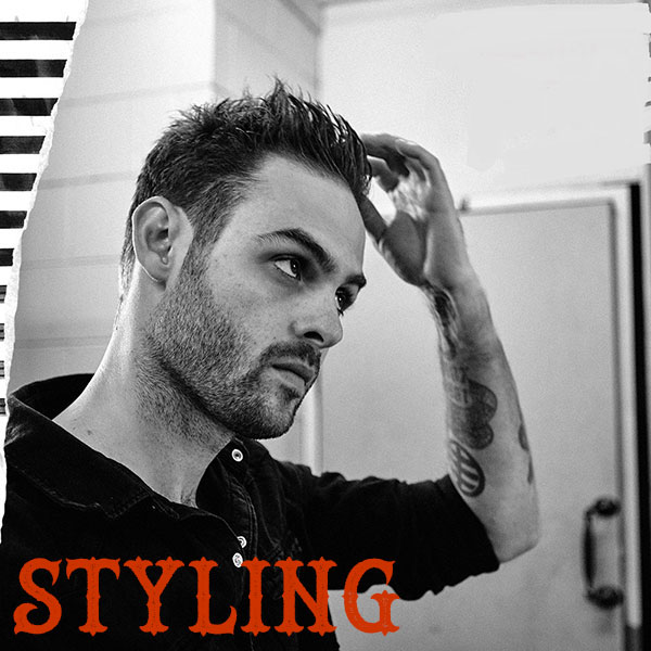 Men's Hair Care & Styling Products  at Barbershop by ZIGZAG, The Top Barbershop in Sorrento Quay in Hillarys