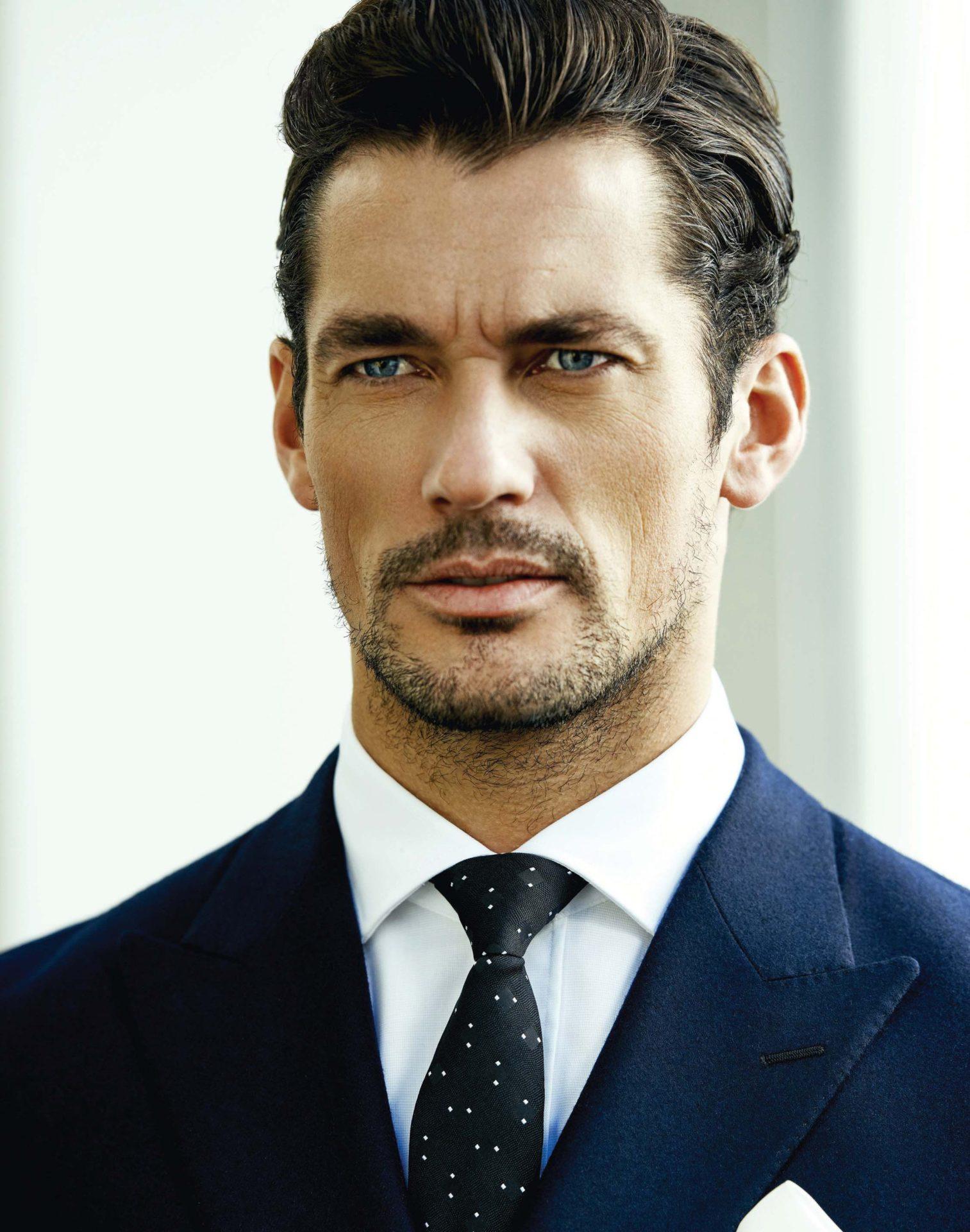 Celebrity Male Style Profile – David Gandy